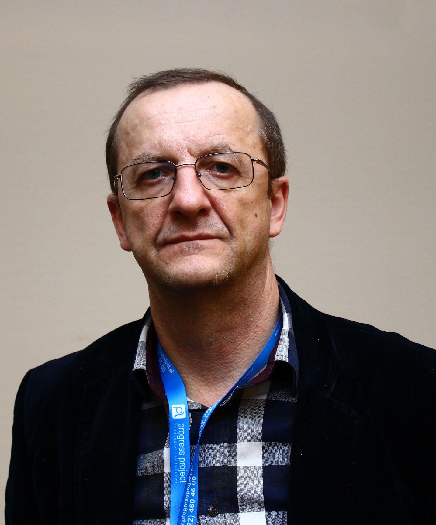 Andrzej Sikorski szkolenie w Progress Project