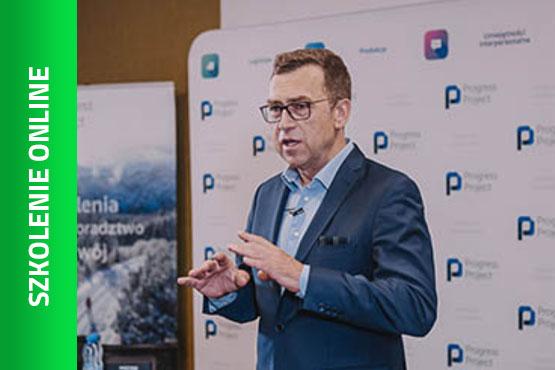 Szkolenie Szkolenie online: Autoprezentacja i wystąpienia publiczne - warsztaty z Maciejem Orłosiem