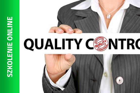 Szkolenie Szkolenie online: Statystyczne zarządzanie jakością