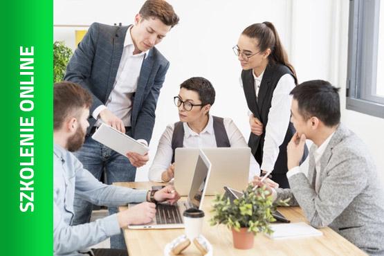 Szkolenie Szkolenie online: Kierowanie zespołem - jak skutecznie zarządzać i rozwijać zespół