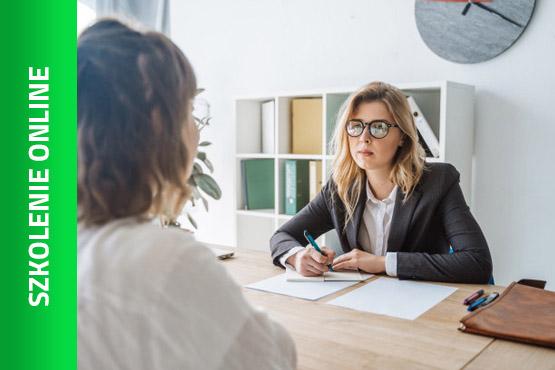 Szkolenie Szkolenie online: Jak prowadzić trudne rozmowy z pracownikami?