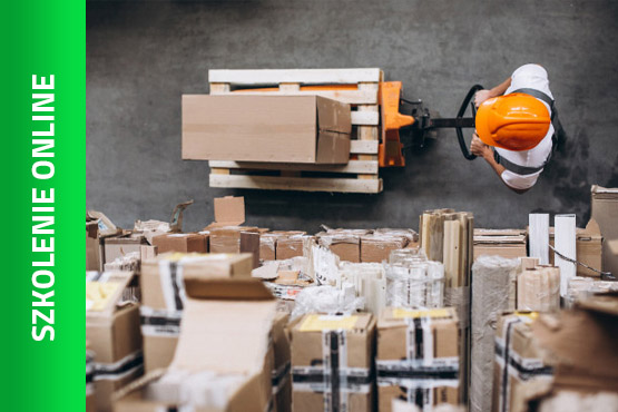 Szkolenie Szkolenie online: Organizacja gospodarka magazynowej w przedsiębiorstwie z elementami gospodarki materiałowej