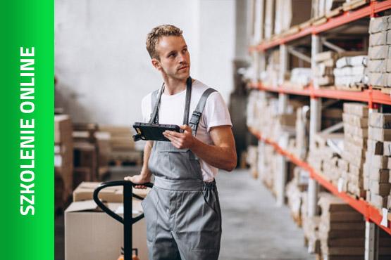Szkolenie Szkolenie online: Organizacja i optymalizacja gospodarki magazynowej na szczeblu przedsiębiorstwa