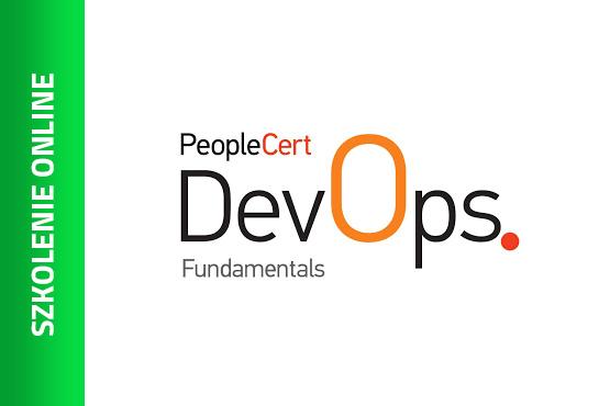 Szkolenie Szkolenie online: PeopleCert DevOps Fundamentals - akredytowane szkolenie z egzaminem