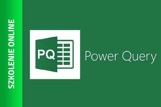 Szkolenie Szkolenie online: Power Query w Excelu kurs wprowadzający