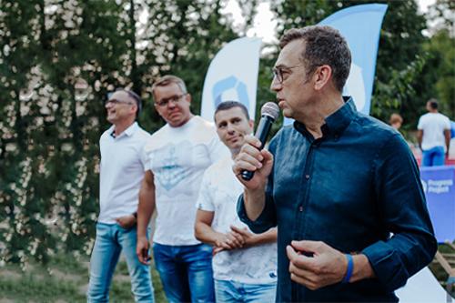 Szkolenie Wystąpienia biznesowe z Maciejem Orłosiem