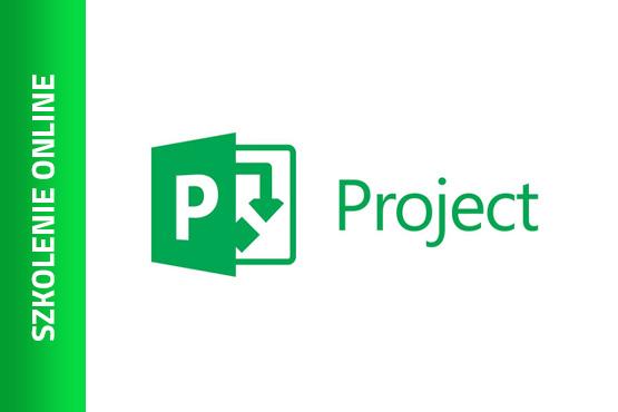 Szkolenie Szkolenie online : MS Project – poziom podstawowy