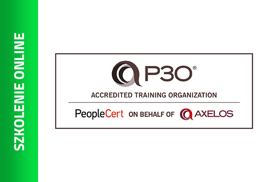 Szkolenie Szkolenie online: P3O® Foundation