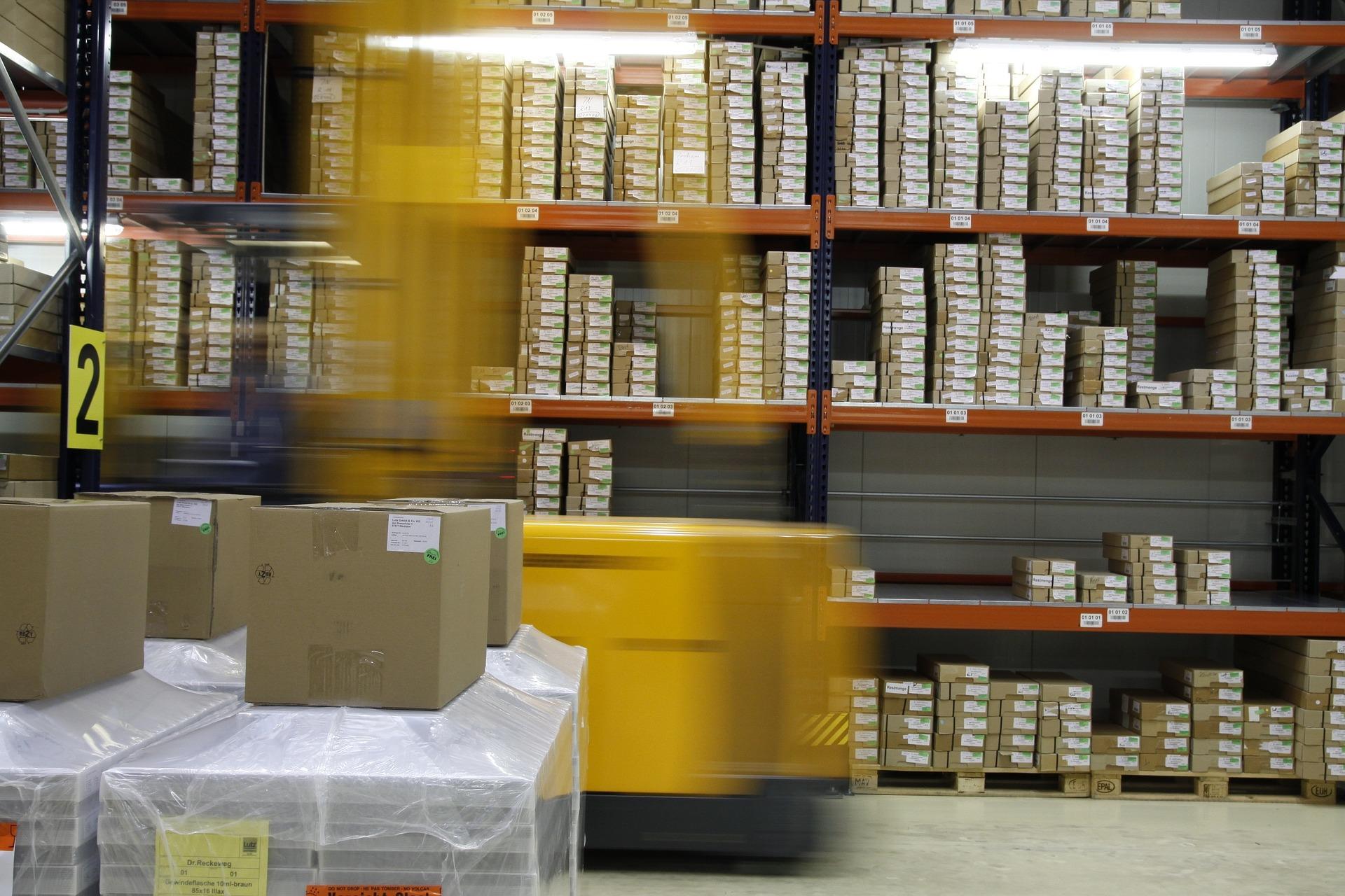 Szkolenie Realizacja procesów logistycznych w przedsiębiorstwie - uwarunkowania, wyodrębnienie, organizacja i ich optymalizacja